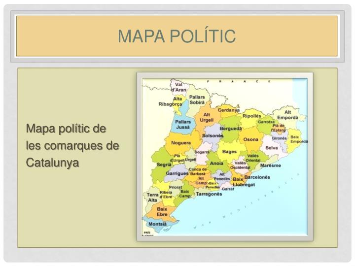 Mapa polític