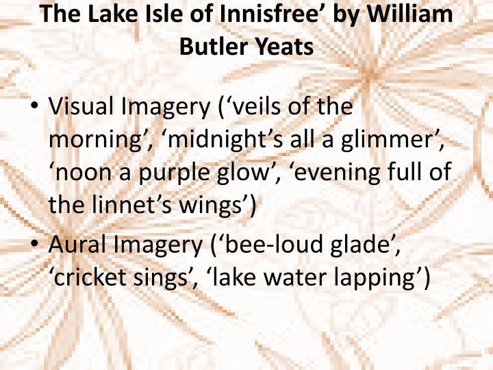 The Lake Isle of
