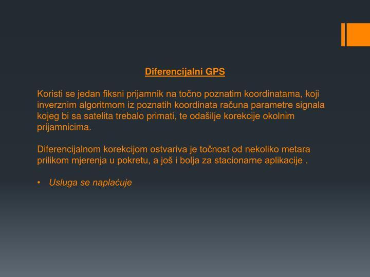Diferencijalni GPS