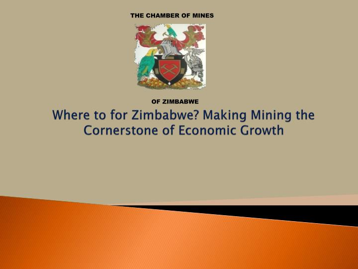 economic growth in zimbabwe Zimbabwe sees economic growth of up to 6% in 2018 more than an initial  forecast of 45% reuters / 29 january 2018 00:22 one comment so far  zimbabwe.