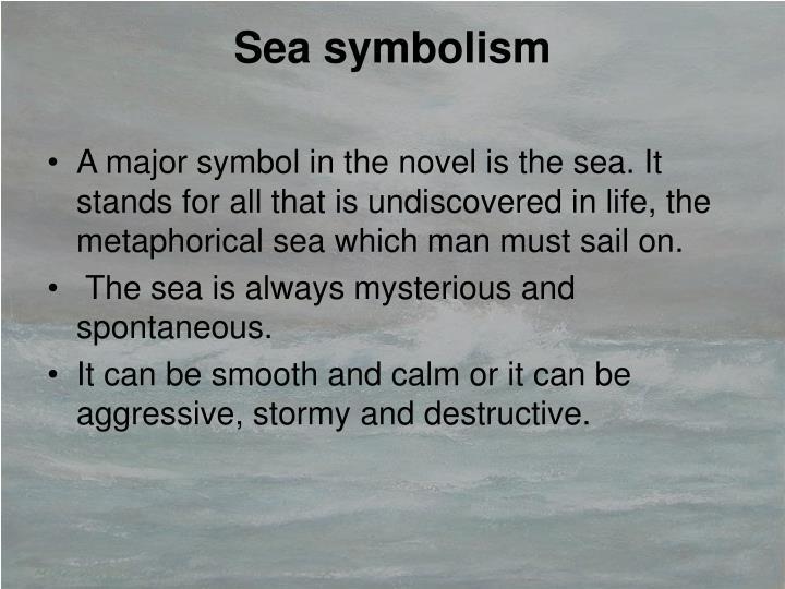 Sea symbolism