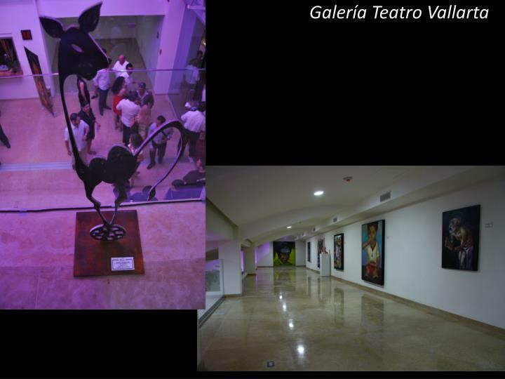 Galería Teatro Vallarta