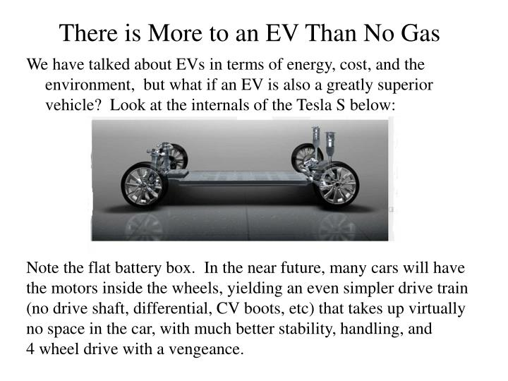 There is More to an EV Than No Gas