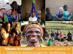 zikomo kwambiri a la asociaci n espa ola de pediatr a en nombre de todos los beneficiarios