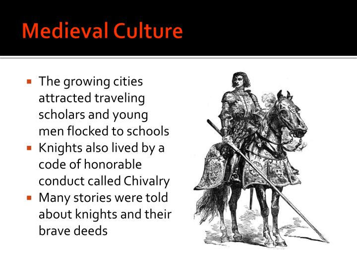 Medieval Culture