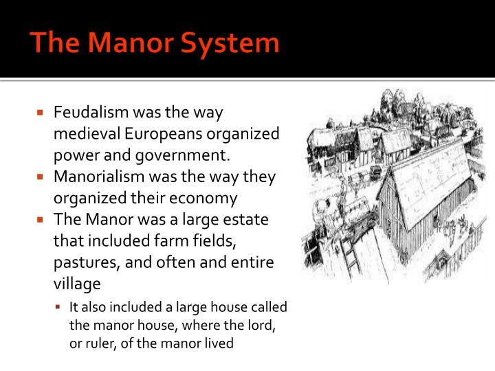 The Manor System