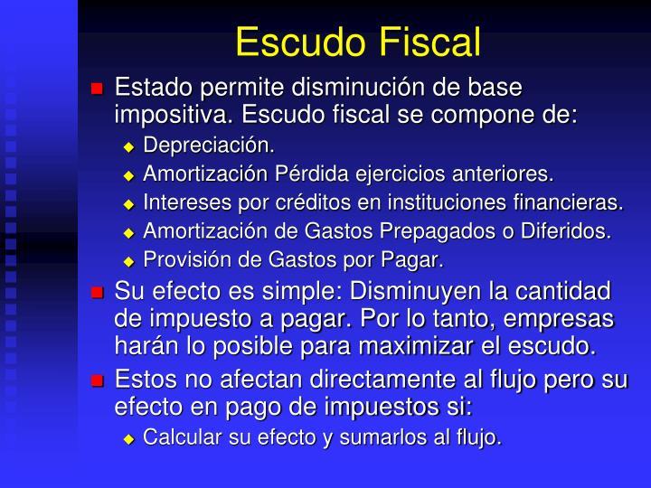Escudo Fiscal