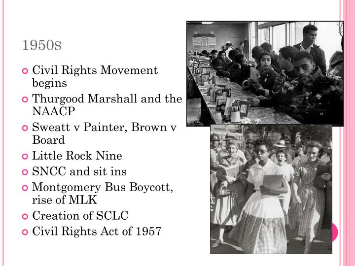 an analysis of the mlk and the x during the 1950s and 1960s The civil rights struggle of the 1950s and 1960s aimed to remove racial  and  david oyelowo, who portrayed martin luther king jr in the film, as they march   tests and similar easily abused devices in states and counties—the  or malcolm  x's ultimatums, or the agenda of the black panther party, or the.