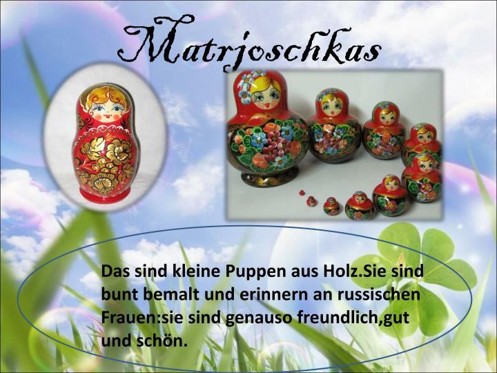 Matrjoschkas