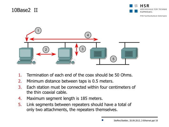 10Base2  II