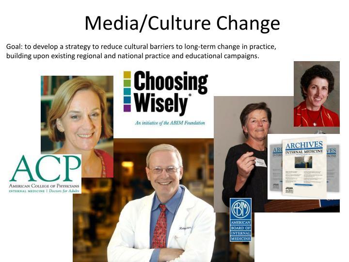 Media/Culture Change