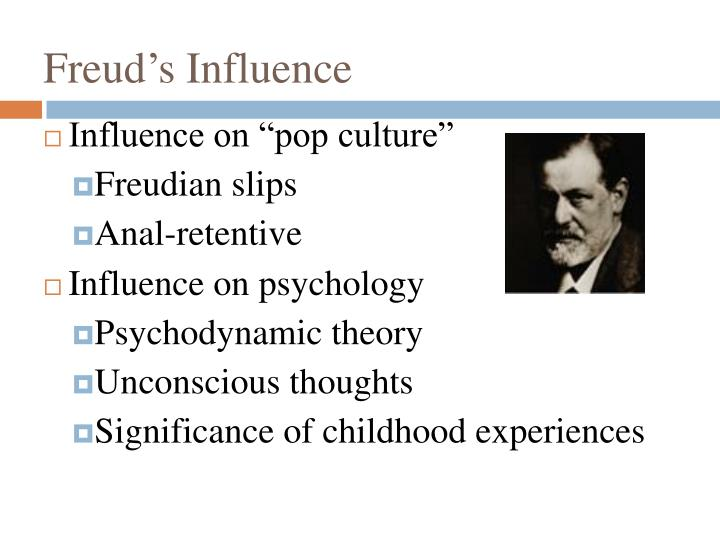 Freud's Influence