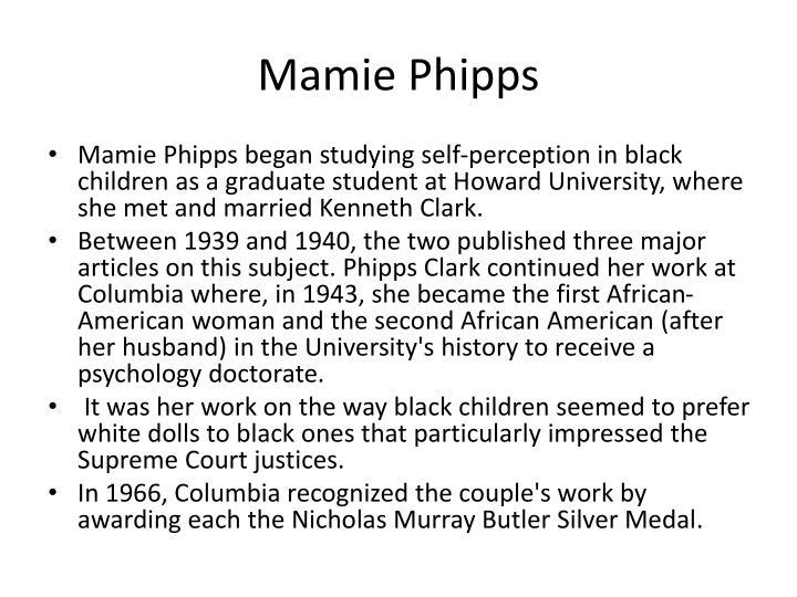 Mamie Phipps