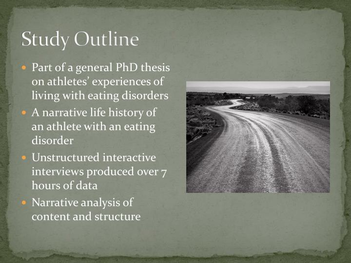 Study Outline