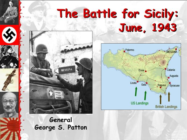 The Battle for Sicily:
