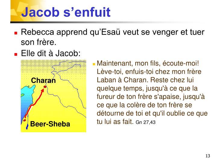 Jacob senfuit