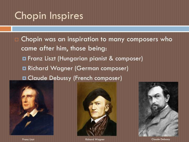 Chopin Inspires