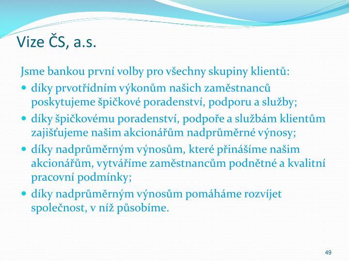 Vize ČS, a.s.