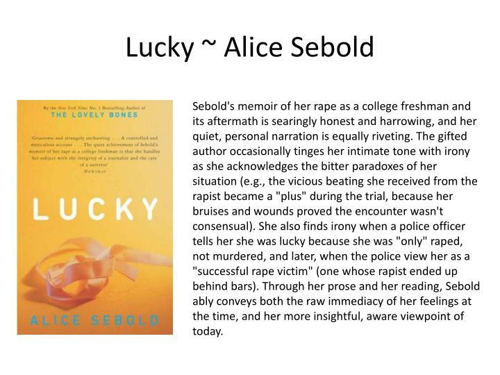 Lucky ~ Alice