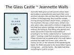 the glass castle jeannette walls