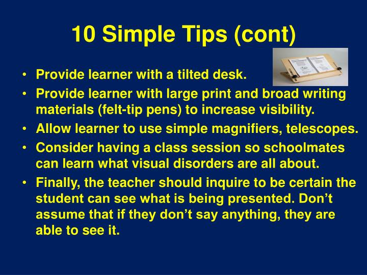 10 Simple