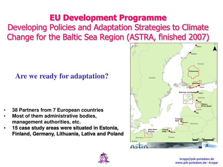 EU Development