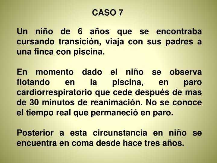 CASO 7