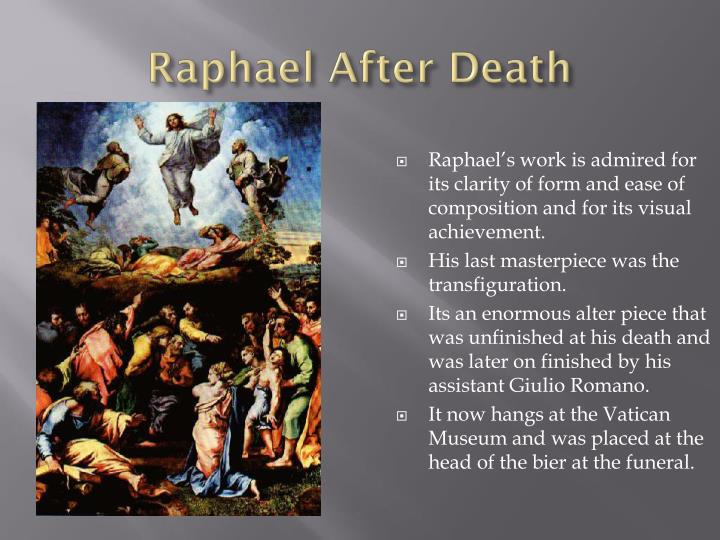 Raphael After Death