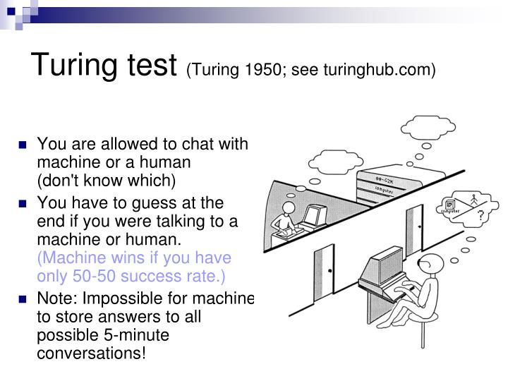 You are allowed to chat with a machine or a human
