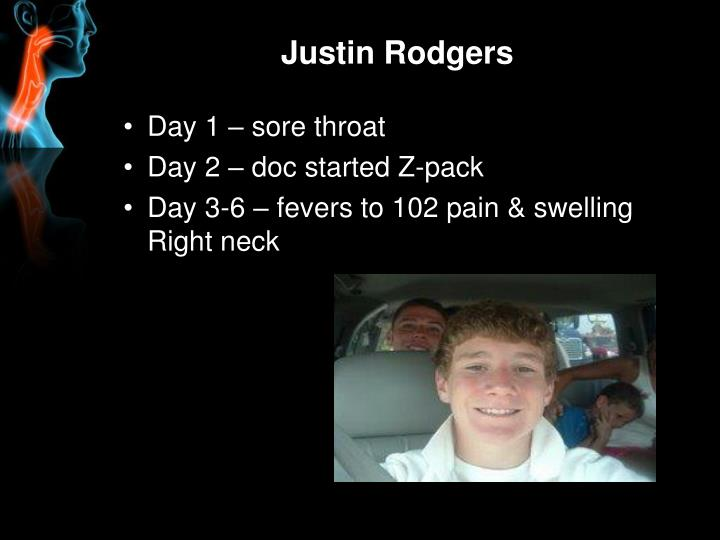 Justin Rodgers