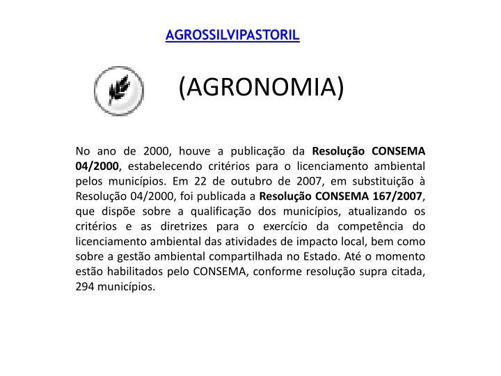 AGROSSILVIPASTORIL
