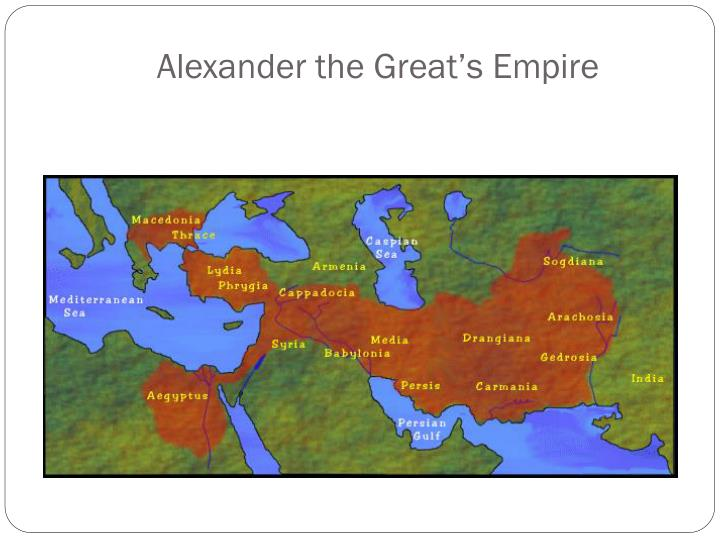 Alexander the