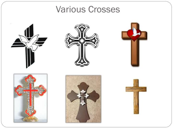 Various Crosses