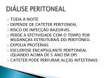 di lise peritoneal