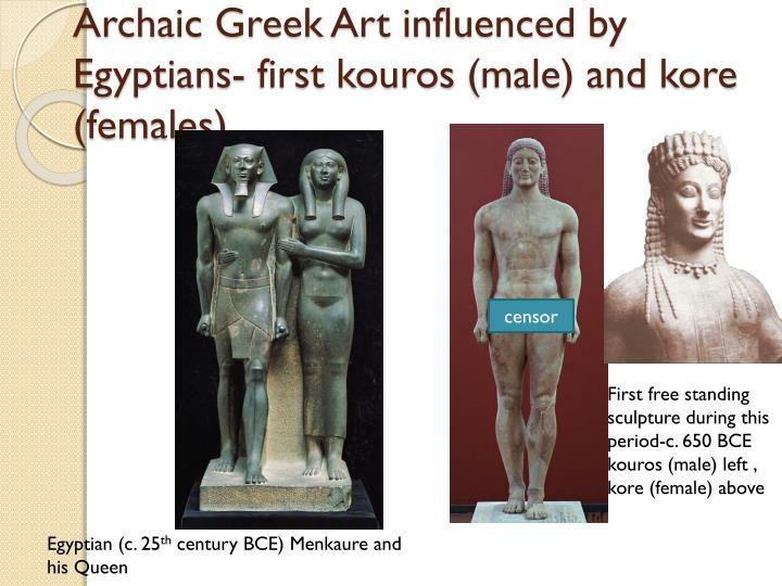 Archaic Greek