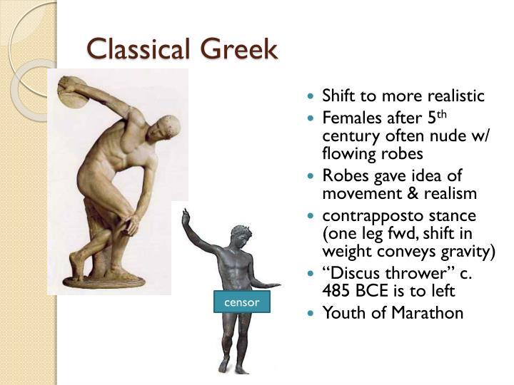 Classical Greek