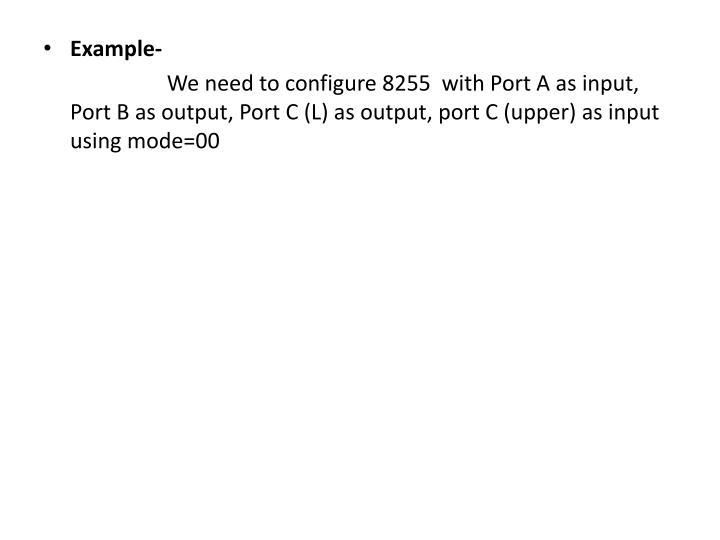 Example-