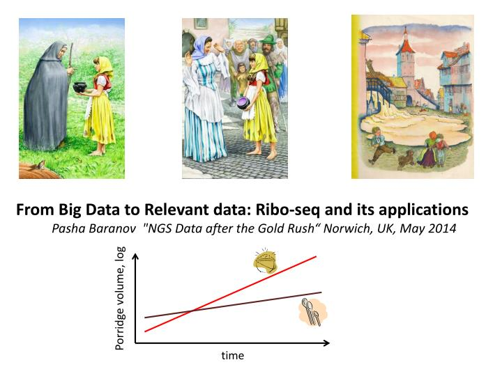 From Big Data to Relevant data: