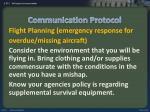 communication protocol16