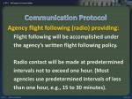 communication protocol5