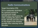 radio communications4