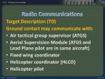 radio communications6