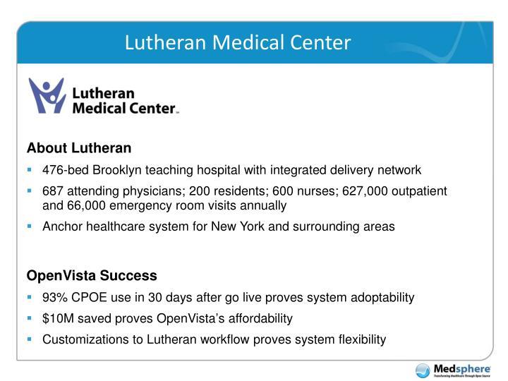 Lutheran Medical