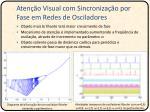 aten o visual com sincroniza o por fase em redes de osciladores2