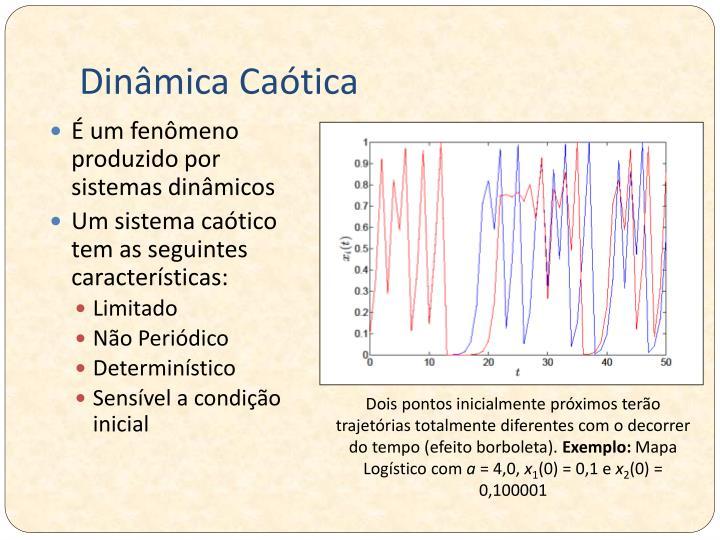 Dinâmica Caótica