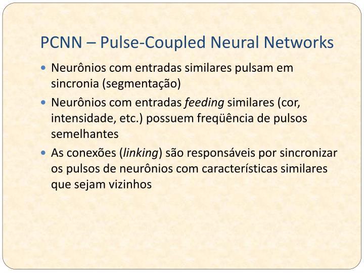 PCNN –