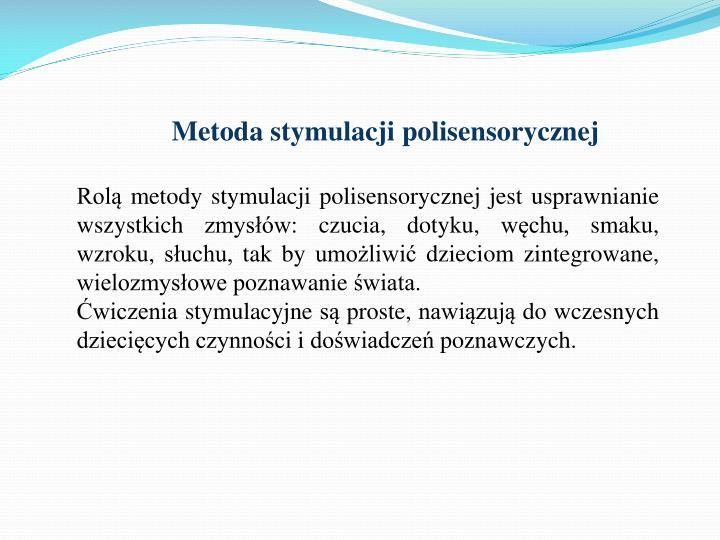 Metoda stymulacji