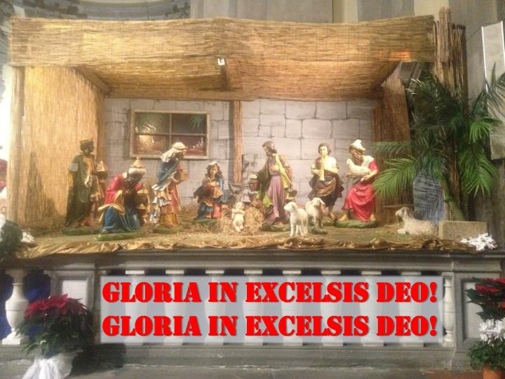 Gloria in