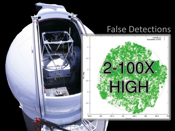 False Detections