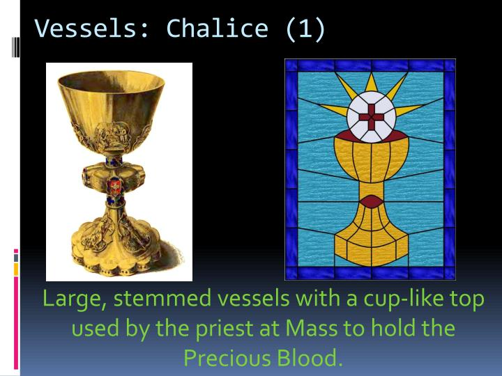 Vessels chalice 1